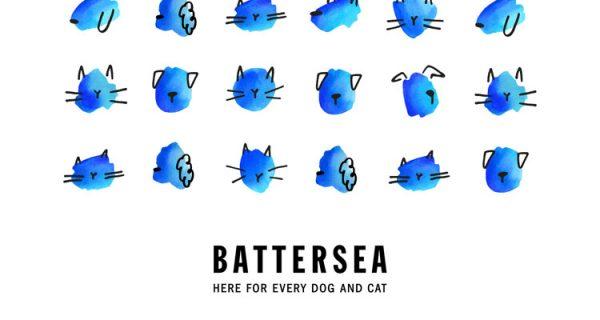 Battersea Dog & Cat Home Rebranding